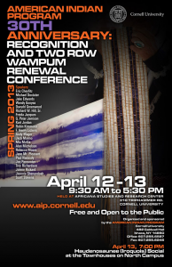 Flyer for Conference