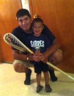 lacrosse stick raffle winner web