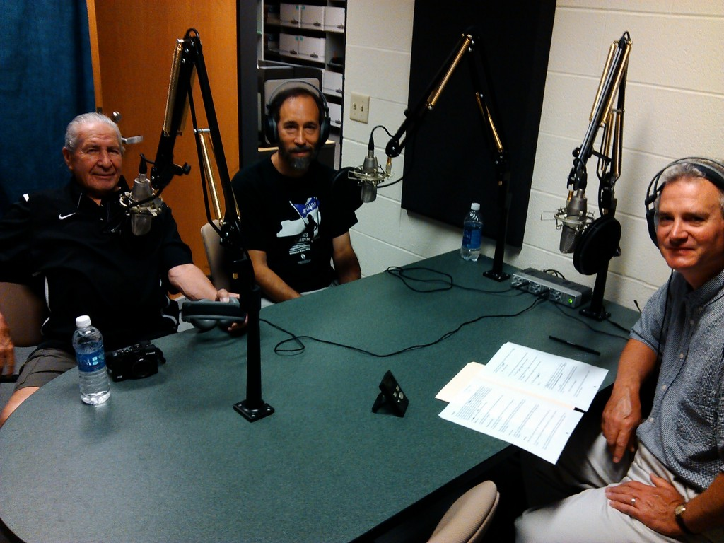 Oren-Andy-Grant Reeher Radio Interview 7-8-2013